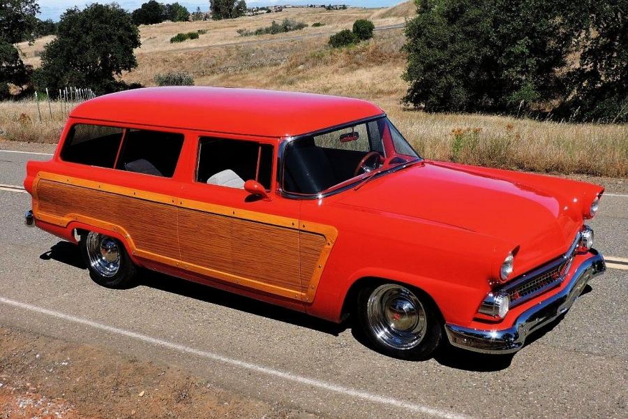Member Cars Santa Cruz Woodies