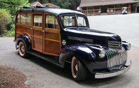 1941 Chevrolet - Paul & Gini Gustafson