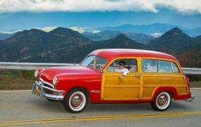 1950 Ford - Rick & Eliane White