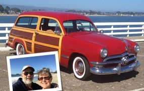 1950 Ford - Wayne & Mary Jayne Yada
