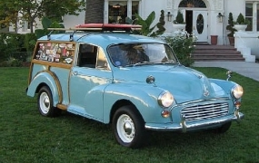 1967 Morris Minor 1000 Traveller - Chris Thompson