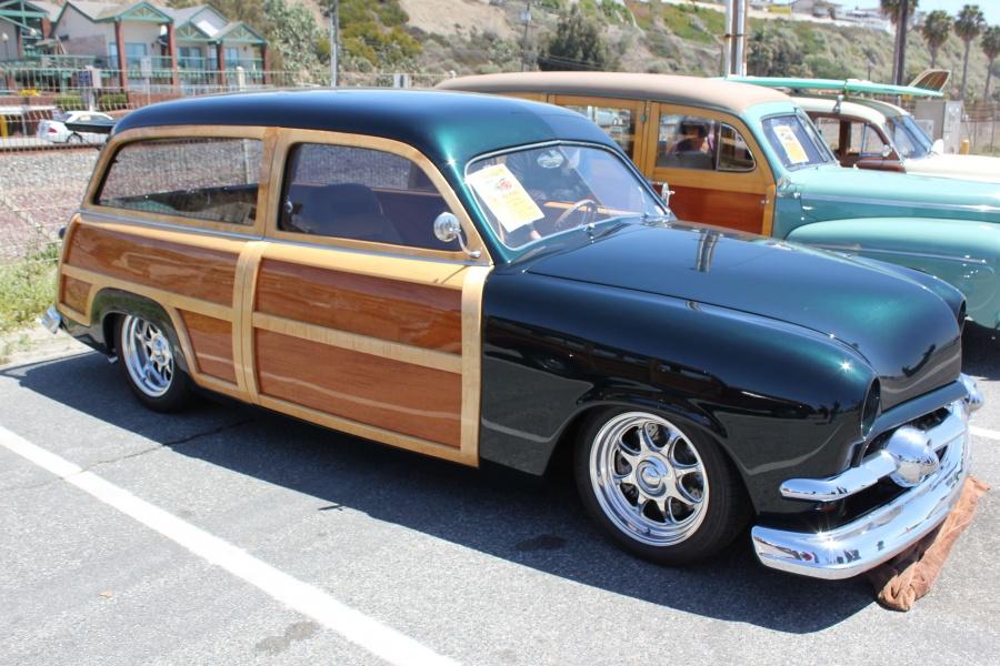 Gerry Wood Chrysler >> Gerry Gamet – 1951 Ford… in rough shape – Santa Cruz Woodies