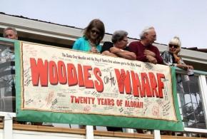 Santa Cruz Woodies 2014 Wrap Party