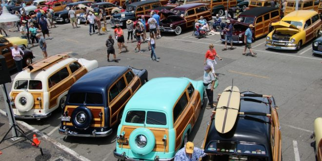 Ocean City Car Show 2020.June 25 28 2020 26th Annual Woodies On The Wharf Santa